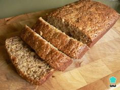 Our Secret Recipe for Life Changing Honey Banana Nut Bread Make Banana Bread, Banana Bread Recipes, Fitness Cake, Bolo Fit, Tasty, Yummy Food, Secret Recipe, Dessert Recipes, Desserts