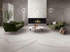 Porcelain stoneware wall/floor tiles SUPREME WIDE By Flaviker Wall And Floor Tiles, Supreme, Stoneware, Porcelain, Flooring, Design, Porcelain Tiles, Natural Stones, Living Area