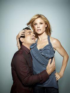 Ty Burrell and Julie Bowen © Art Streiber