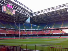 Dragon's Lair, Millennium Stadium Millennium Stadium, Dragon's Lair, Cardiff, Basketball Court, Sports, Hs Sports, Sport
