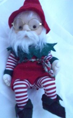 Elf Doll Directions