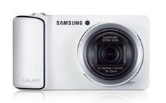 Samsung Galaxy Camera powered by Android (2012)