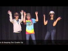 ▶ Girl Scout MEdia Remake - Young, Wild & Free Lyrics - YouTube