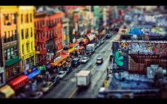 China Town NYC by Isayx3 via Flickr