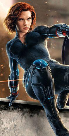 Marvel Comics, Marvel Films, Marvel Heroes, Marvel Characters, Marvel Avengers, Black Panther Marvel, Black Widow Avengers, Black Widow Scarlett, Black Widow Natasha