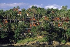 Amanpuri hotel in Phuket, Thailand