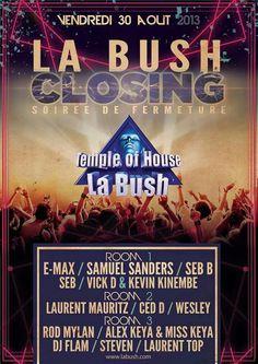La BUSH2