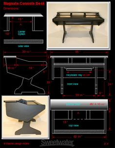 Awe Inspiring Studio Desk Download Free Architecture Designs Scobabritishbridgeorg
