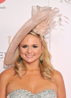 See all the big hats and beauty looks from this year's Kentucky Derby!