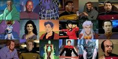 Wish anyone else from Star Trek had been invited over to Disney for one or two episodes?