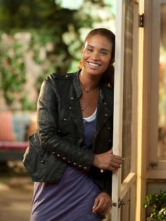 #Parenthood The actress Joy Bryant as Jasmine Trussell