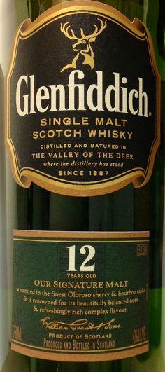 Glenfiddich 12 43%