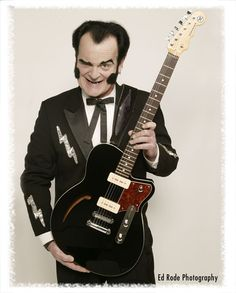 Unknown Hinson - the man, the myth, the legend.