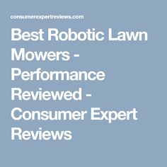 Nothing found for Best Robotic Lawn Mowers Robot, Lawn, Popular, Popular Pins, Robots, Grass, Most Popular