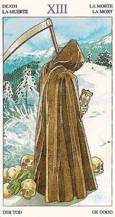 Death - Sorcerers Tarot