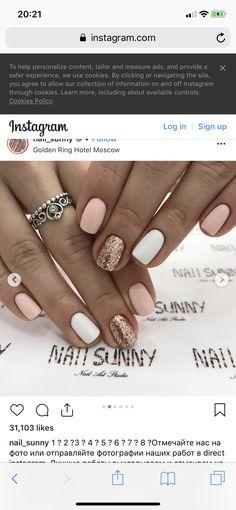 Nails acrilico blancas 36 New Ideas Best Acrylic Nails, Matte Nails, Stiletto Nails, Hair And Nails, My Nails, Nagellack Design, Pink Nail Designs, Super Nails, Nagel Gel