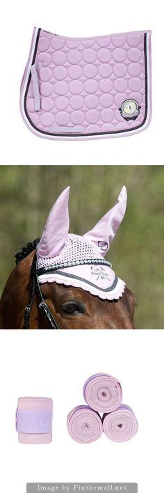 Horze WLPU CRES Set - Horze CRES Allround Saddle Pad - Horze CRES Riding Hood - Horze Nest Bandages
