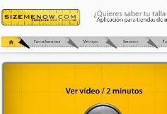 #emprendedores andaluces lanzan una aplicacion pionera que calcula la talla exacta para comprar online..... muy buena noticia para la venta ecommerce....  (pinned by @jagtomas)