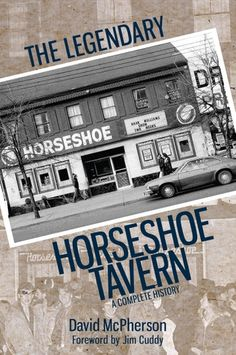 "Read ""The Legendary Horseshoe Tavern A Complete History"" by David McPherson available from Rakuten Kobo. An ""authorized biography"" of Toronto's legendary Horseshoe Tavern, written with the cooperation and support of the Tave. Reign In Blood, Steven Johnson, Robbie Robertson, Blacksmith Shop, Bryan Adams, Loretta Lynn, Music Express, History Books, Free Books"