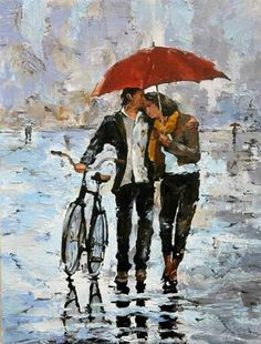 Always Together, Whatever The Weather!