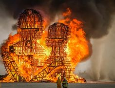 Burning Man 2014 Art Gimbel 15