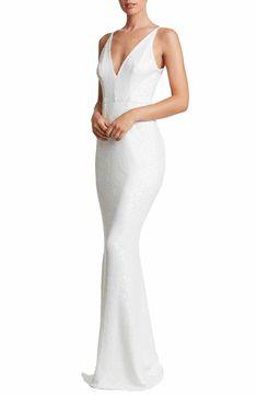 2165758bd6 Dress the Population Harper Mermaid Gown