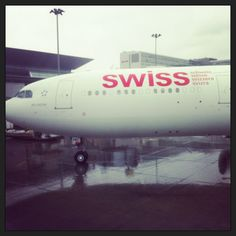 Swiss International Airline :)