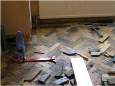 7 Easy Steps to Repair/Restore your Design Parquet Floor - Wood You Like