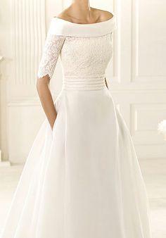 MANUEL MOTA FOR PRONOVIAS Wedding Dresses - The Knot