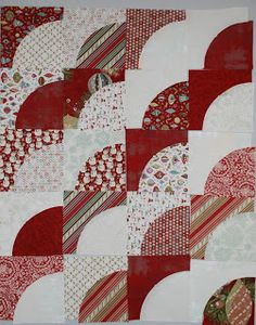 Spun Sugar Quilts: Peppermint Path Go! friendly Quilt Pattern & Blog Tour