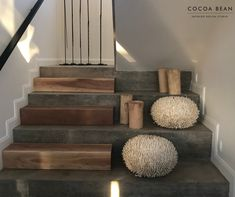 Don't Just Limit Your Space To One Neutral Tone Or Design Element.  In This Stunning Recent Cocoa Bean Project, We Not Only Played Around With Various Natural Elements And Textures, We Also Used A Beautiful Polished Concrete Floor To The Overall Design, Which Compliments Perfectly With All The Other Elements Used.  #CocoaBeanInteriorDesign #cocoabean  #interiordesign #designideas #interiordesignideas #design #bushlodge #lodgedesign #africanvilla #designerhospitality
