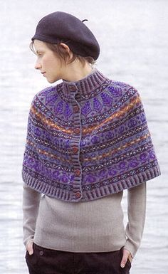 Fair Isle Knitting (Japanese)