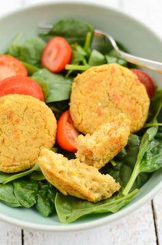 #glutenfree #vegan Scandi Home: The Protein Myth in Vegan Diet + Lentil patties