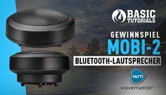 #Gewinnspiel: Mobi-2 Bluetooth-Lautsprecher von @thewavemaster