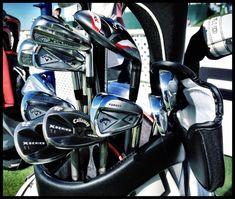 "January 30, 2013: ""Up-close look inside @TrevorImmelman's X-tastic bag today @WMPhoenixOpen. #XForged #XUtility #XHOT,"" said Callaway Golf (@Callaway Golf) from TPC Scottsdale."