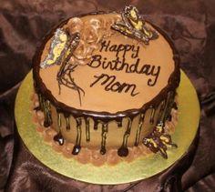 birthday cake for mom pics