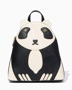 Belle & Bumble Panda Crossbody