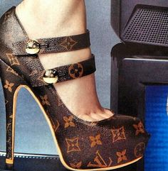 Louis Vuitton Shoes. i have died and gone to shoe heaven. wish list!!!!!