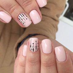 Delightful Short Nail Designs ★ See more: https://naildesignsjournal.com/delightful-short-nail-designs/ #nails