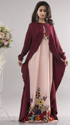 Smart is a beautiful 2 piece dress from Elitar. Fabric: Soft Size: M - Colour: Rose/Red Bridesmaid Dresses, Wedding Dresses, Event Dresses, Hijab Fashion, Red Roses, Silk, Fabric, Color, Beautiful