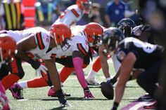 Browns vs Ravens, 2015