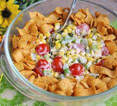 Camp Corn Salad