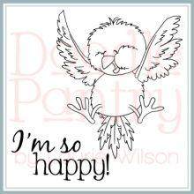Happy Bird FREEBIE