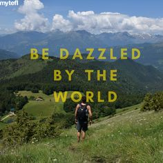 Be dazzled by the world this year. A is your ticket to all its wonder. Tefl Certification, Travel Europe, Wanderlust Travel, Teaching English, Seas, Live Life, South America, Ticket, Travel Inspiration