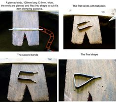 Steps in making titanium solder clamps at: http://tamizan.co.uk/knew-concept-saws/