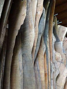 George Nakashima House, Studio and Workshop Wood Slab, Wood Veneer, Wood Furniture, Furniture Design, Materials And Structures, George Nakashima, Artist Supplies, Got Wood, Wabi Sabi