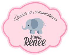 recuerdo de nacimiento Vania Elías Designs
