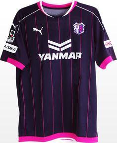 Puma divulga nova camisa reserva do Cerezo Osaka - Show de Camisas 5297f95beb93d