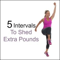 Interval training is here to stay. Why? Because it works- it shortens your workout time while giving you better results.