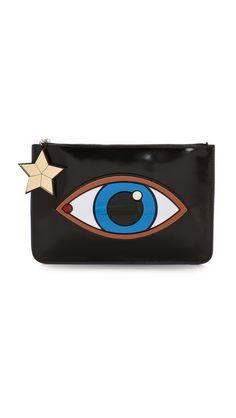 Yazbukey Eye Clutch. Ooooooooooohhhhhhh
